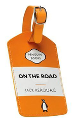 On The Road by Jack Kerouac : Penguin Luggage Tag - Penguin Group Australia