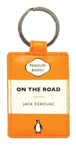 On The Road by Jack Kerouac : Penguin Keyring  - Penguin Group Australia