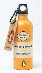 On The Road by Jack Kerouac : Penguin Water Bottle  - Penguin Group Australia