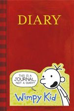 Diary of a Wimpy Kid Journal - Jeff Kinney