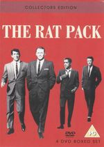 The Rat Pack  : 4 DVD Boxed Set - Collectors Edition - Sammy Davis jnr