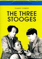 The 3 Stooges  : 3 DVD Box Set