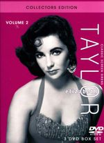 Elizabeth Taylor  : volume 2 : 3 DVD Box Set