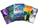 Sci-Fi & Fantasy : 5 books for just $19.95