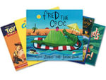 Children's Picture Books - 5 Book Pack : 5 books for just $19.95