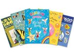 Activity Books for Kids - 5 Book Pack : 5 books for just $14.95