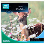 Deer Puzzle : BBC Earth 500 piece jigsaw puzzle - BBC Earth