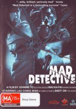 Mad Detective (San Taam) - Lau Ching-Wan