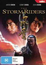 The Storm Riders - Sonny Chiba
