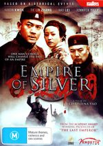 Empire of Silver - Aaron Kwok