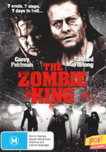 The Zombie King - Rowe David McClelland