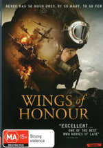 Wings of Honour - Nicholas Van Der Bijl