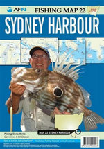 Sydney Harbour : AFN Fishing Map 22 : AFN Fishing Maps - Bill Classon