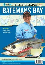 Batemans Bay : AFN Fishing Map 28 - Bill Classon
