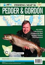 Pedder & Gordon : AFN Fishing Map 36 - Bill Classon