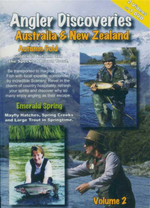 Angler Discoveries : Australia & New Zealand : Volume 2 : Autumn Gold and Emerald Spring