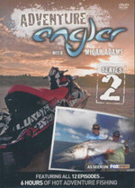 Adventure Angler : With Micah Adams - Series 2