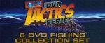AFA Fishing & Outdoors Tactics DVD : 6 Pack DVD