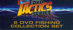 AFN Fishing and Outdoor Tactic DVD Series : 6 Pack