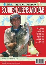 Southern Queensland Dams : AFN Map 19 - Bill Classon