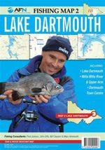 Lake Dartmouth : AFN Fishing Map 2 : AFN Fishing Maps - Bill Classon