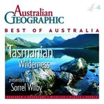 Tasmanian Wilderness Map and DVD Pack : AUSTRALIAN GEOGRAPH - Australian Geographic