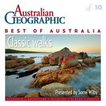 Classic Walks Map and DVD Pack : AUSTRALIAN GEOGRAPH - Australian Geographic