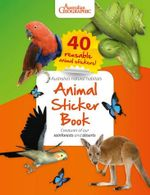 Australian Geographic Animal Sticker Book : Creatures of our rainforests and deserts - Australian Geographic