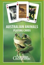 Australian Geographic Playing Cards : Wildlife - Australian Geographic