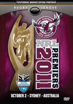 NRL Premiers Manly Sea Eagles