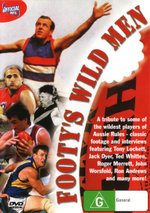 Footy's Wild Men - Ron Andrews