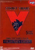 AFL : 2005 Premiers Sydney Swans Victory Pack