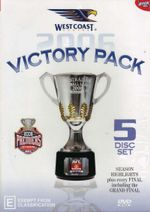 2006 AFL Premiers Victory Pack : West Coast Eagles