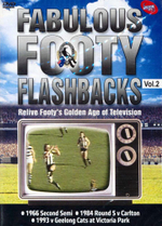 Fabulous Footy Flashbacks : Collingwood - Volume 2 - Neil Kerley