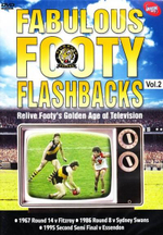 Fabulous Footy Flashbacks : Richmond - Volume 2