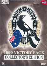 Collingwood 1990 victory Pack