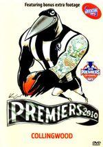 AFL Premiers 2010 Collingwood Premiers