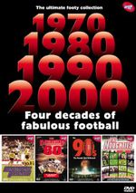 Four Decades of Fabulous Football (AFL) Box Set - N/A