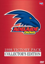 Adelaide Crows 1998 Collector's Victory Pack