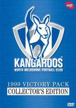North Melbourne 1999 Collector's Victory Pack