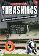 Great AFL : Thrashings: Collingwood - Tim Watson