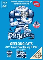 2011 AFL Premiers GiftTin