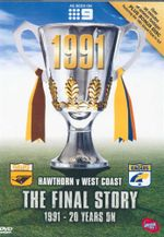 20 years on 1991 Grand Final : Hawthorn vs West Coast
