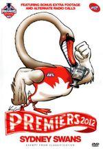 AFL Premiers - 2012 Sydney Swans