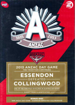 2013 Anzac Day Game - Essendon