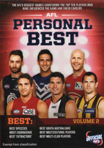 AFL : 2012 Personal Best - Volume 2 - Leigh Montagna