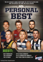 AFL Personal Best : Volume 3 - Darren Jolly