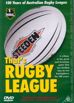 That's Rugby League