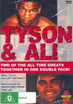 Tyson and Ali Double Pack : Two of the All Time Greats Together In One Double Pack!