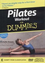 Pilates Workout For Dummies - Michelle Dozois